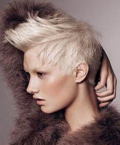 Groovy Short Punk Hairstyles : Punk Short Hairstyles 2015