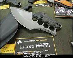 Nemoto knife Raam