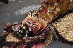 Barong Bali Barong Bali, Lion Dance, Strength, Dragon, Island, Halloween, Dragons, Islands, Spooky Halloween
