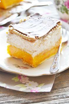 Z miłości do słodkości...: Ciasto Kubuś bez pieczenia