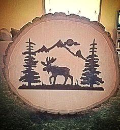 Moose Wood Burn