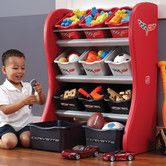 Found it at AllModern - Corvette Room Toy Organizer
