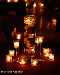 Submerged & Tea Lights