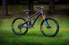 Yeti SB6c carbon custom - bike.insel's Bike Check - Vital MTB