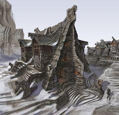 Skyrim: Concept Art - The Elder Scrolls Wiki