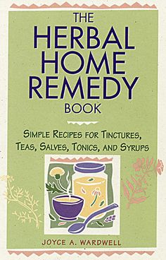 herbal remedies book reviews
