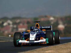 P11: Heinz-Harald Frentzen (GER) - Sauber-Petronas C22 - 13 Points #motorsport…