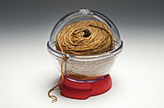 At home or on the go... The Yarnit is the perfect yarn project companion! Get it at lionbrand.com