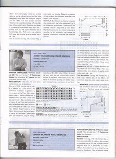 RECEITA TRICÔ FÁCIL: Lanas Stop N°61-Revista Tricô Bebês Event Ticket, Free Knitting, Knitting For Kids, Tricot, Journals