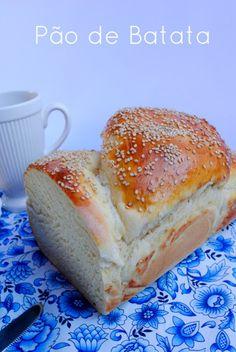 Pão de Batata (MFP) - Bem bons