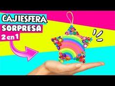 DIY ★ CAJIESFERA SORPRESA! 4 modelos diferentes - Especial Navideño  ✔ ★ Así o Más Fácill ★ - YouTube