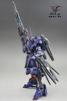 Custom Build: FM 1/100 Gundam Vidar - Gundam Kits Collection News and Reviews Gundam Vidar, Blood Orphans, Gundam Iron Blooded Orphans, Robot Illustration, Gundam 00, Frame Arms, Custom Paint Jobs, Gundam Model, Plastic Models
