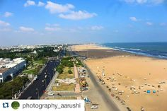 #Repost @photography_aarushi with @repostapp  Follow back for travel inspiration and tag your post with #talestreet to get featured.  Join our community of travelers and share your travel experiences with fellow travelers atHttp://talestreet.com Top view of Marina beachChennai #desi_diaries #indianphotography #storiesofindia #indian_photographers_ #india_clicks #indiaclicks #indiapictures #theindiantale #_soi #ohmyindia #indiabestpic  #desi_diaries #indianphotographersclub…