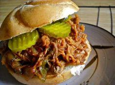 BBQ Pork Sandwiches - BudgetBytes.com