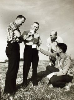 Jim Lovell, Frank Borman, Tom Stafford and Wally Schirra