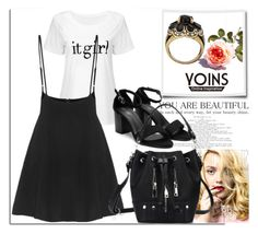 """Untitled #64"" by fashion-with-lela ❤ liked on Polyvore featuring yoins"