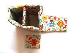 Fototascheneinsatz aus Matratze / Inset of camera bag made from old mattress Upcycling