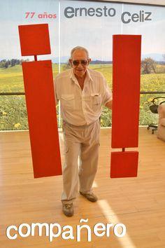 Un viejo...compañero, Ernesto Celiz