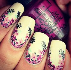 #Flowers #pink #rose #white #pinkFlowers #OPI #purple