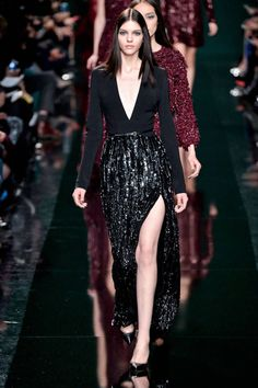 Fashion meets music: here are the songs that represent the runway looks from Paris Fashion Week. Click to listen!
