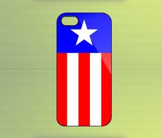 Captain America for iPhone 4/4S iPhone 5 Galaxy S2/S3/S4 & Z10 | WorldWideCase - Accessories on ArtFire