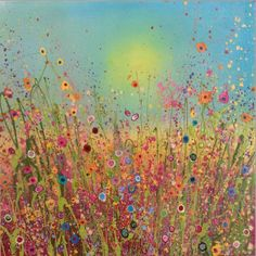 Buy You Are My Sunshine, Oil painting by Yvonne Coomber on Artfinder. Discover thousands of other original paintings, prints, sculptures and photography from independent artists.