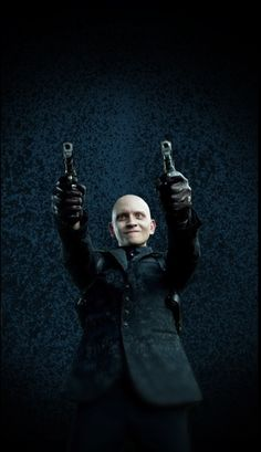 Victor Zsasz Anthony Carrigan Gotham