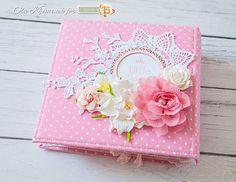 Blog studio75.pl: Mini album for Little Princess