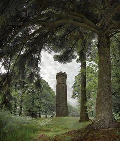 Keiths Tower, Aberdeenshire, Scotland