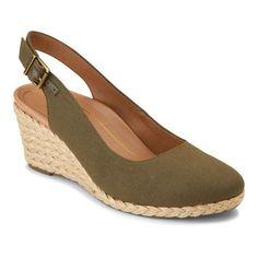 a136014f4 Vionic Coralina Women's Supportive Wedge - Free Shipping & Returns Heel  Pain, Low Heels