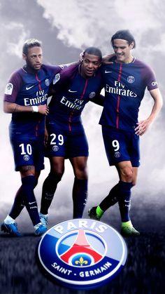 PSG Neymar Mbappe Cavani Mbappe Psg, Neymar Psg, Arsenal Premier League, Arsenal Fc, Fonky Family, Neymar Jr Wallpapers, Paris Saint Germain Fc, Messi And Ronaldo, Fifa 20