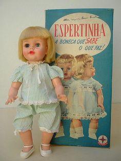 Image result for vintage Mariquinha doll