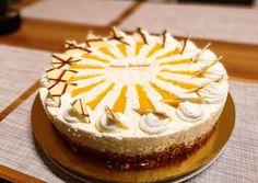 Hungarian Recipes, Hungarian Food, Mousse, Dessert Recipes, Birthday Cake, Dios, Hungarian Cuisine, Birthday Cakes, Desert Recipes