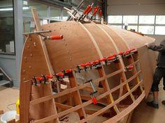 470 sailboat homemade - Buscar con Google