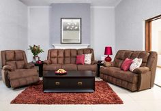 Cassidy Lounge Suite. Lounge Suites, Warm Colors, Furniture, Love Seat, Lounge, Sectional Couch, Lounge Furniture, Living Spaces, Room