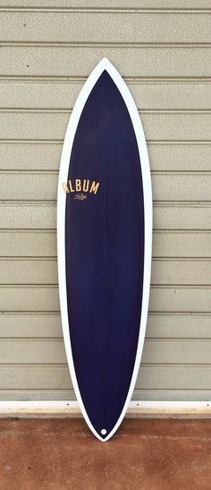 "Album Surfboard - Ledge Step-Up 5'10"" x 18.5"" x 2.32"" - 28.7 liters 6'0"" x 18.75"" x 2.38"