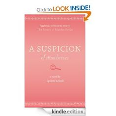 A Suspicion of Strawberries (Scents of Murder Mysteries)