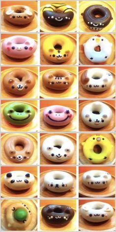 Floresta donuts