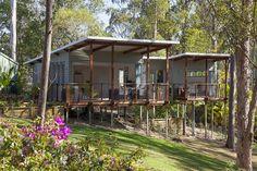 skillion roof pavilion houses - Google Search