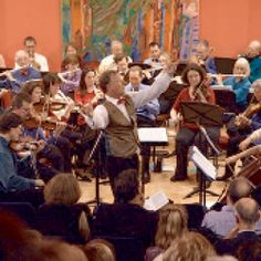 Really Terrible Orchestra Teaching Orchestra, Vocal Exercises, Piece Of Music, Fringes, Edinburgh, I Laughed, Past, Songs, My Love