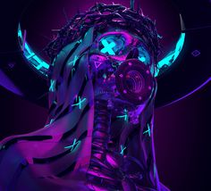 sick 666 mick on Behance Cyberpunk 2077, Arte Cyberpunk, Cyberpunk Aesthetic, Cyberpunk City, Cyberpunk Fashion, Emo, Graffiti Wallpaper, Dark Wallpaper, Psy Art