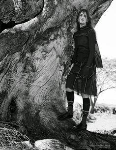 Marlena Szoka for Marie Claire Spain June 2015
