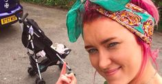 Mum says what everyone's thinking about prams being used as a status symbol