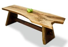 Davies Bench | Eco Friendly Benches | David Stine Woodworking