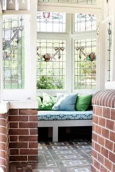 Can I admit to playing favourites? Sydney-based interior designer Brett Mickan inspires me ever...