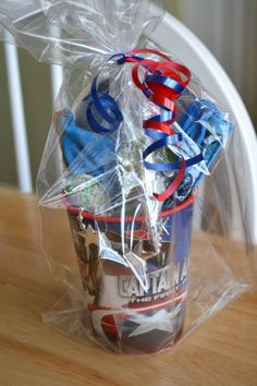 Mamas Like Me: A Captain America Party - And Special Thanks to Our Sponsors