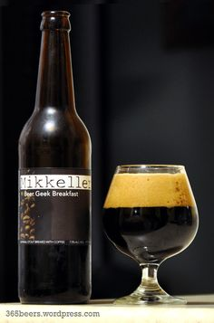 Mikkeller Beer Geek Breakfast Bourbon Edition