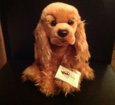 Webkinz Signature Cocker Spaniel Dog New Sealed Tags NWT IN HAND