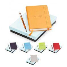 Set includes Tempest ballpoint plastic pen and NeoSkin® x journal (non-refillable) Carpe Diem, Pioneer Trek, Marketing, Promotion, Journal, Messages, Gifts, Gift Sets, Trekking