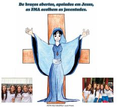 Istituto Suor Teresa Valsé - Uberlandia - Brasile. The children's drawings of the salesian schools around the world.